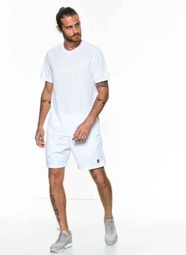 Nike Şort Beyaz